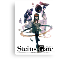 Steins Gate Canvas Print