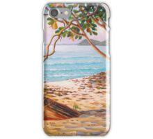 Ellis beach, Far North Queensland iPhone Case/Skin