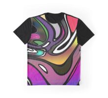 Abstract Study Graphic T-Shirt