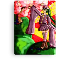 One thousand Cherry Blossoms Canvas Print