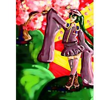 One thousand Cherry Blossoms Photographic Print