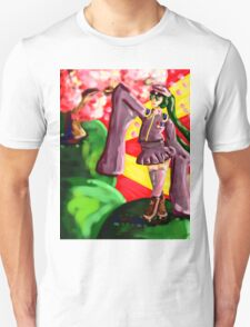 One thousand Cherry Blossoms Unisex T-Shirt