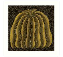 Yayoi Kusama, Pumpkin AA (4-6m) 11.1m HKD Art Print