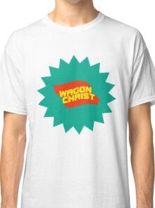 Wagon Christ - Tally Ho splat art Classic T-Shirt