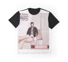 Mr. Robinson! (from the CineManArt series) Graphic T-Shirt