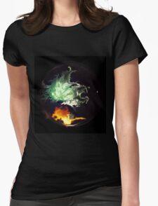 Pan Phenomena Womens Fitted T-Shirt