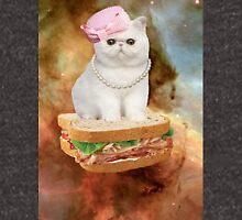 classy sandwich lady Unisex T-Shirt