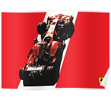 Ferrari F1  Poster