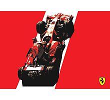 Ferrari F1  Photographic Print