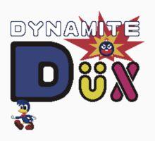 Dynamite Dux One Piece - Short Sleeve