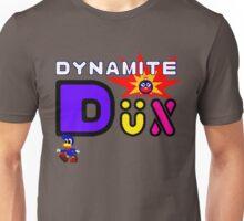 Dynamite Dux - SEGA Master System Title Screen Unisex T-Shirt