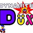 Dynamite Dux by Lupianwolf