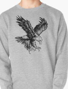 Bald Eagle (Black) T-Shirt