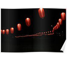 Moon Lantern Festival Poster