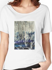 West coast - raining again! Women's Relaxed Fit T-Shirt
