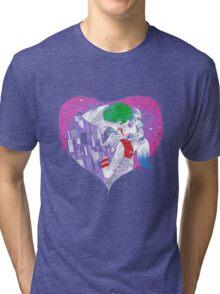 Suicide Kiss Tri-blend T-Shirt