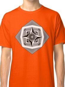 Compass Rose Pattern Classic T-Shirt