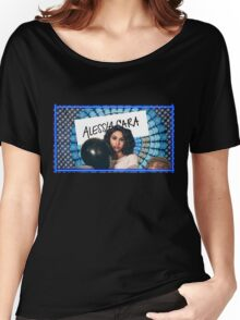 alessia cara pop picture gatot Women's Relaxed Fit T-Shirt