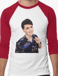 Dan Howell Men's Baseball ¾ T-Shirt