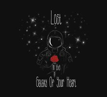 Lost in the galaxy of your heart Unisex T-Shirt