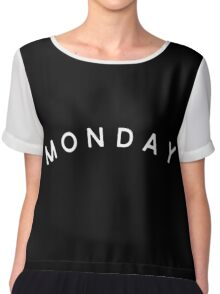 Monday Chiffon Top