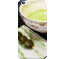 Maccha iPhone Case/Skin