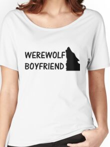 Werewolf Boyfriend Women's Relaxed Fit T-Shirt