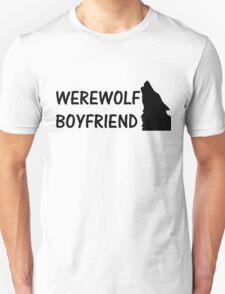Werewolf Boyfriend Unisex T-Shirt