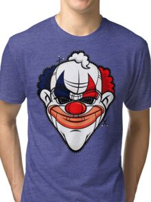 Clown 578 Tri-blend T-Shirt