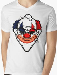 Clown Mens V-Neck T-Shirt