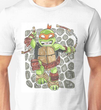 Michelangelo - Chibi Unisex T-Shirt