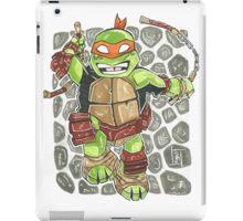 Michelangelo - Chibi iPad Case/Skin