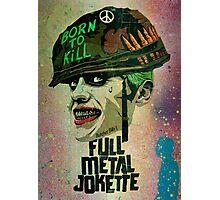 Born to Kill Photographic Print