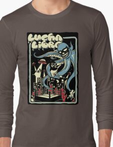 LUCHA OUTBREAK Long Sleeve T-Shirt