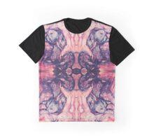 Kaleida-bat Graphic T-Shirt