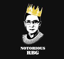 Notorious RBG T-shirt - The Queen RBG T-shirt  Unisex T-Shirt