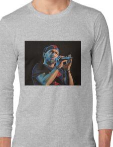 Eros Ramazzotti Painting Long Sleeve T-Shirt