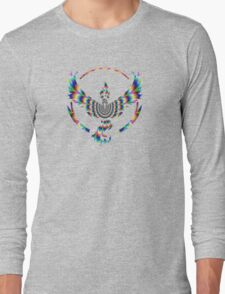 TEAM VALOR - PSYCHEDELIC Long Sleeve T-Shirt