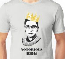 Notorious RBG T-shirt - The Queen RBG T-shirt 2 Unisex T-Shirt