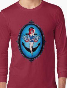 Anchor chick T-Shirt