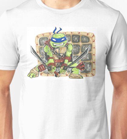 Leonardo - Chibi Unisex T-Shirt