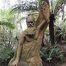 Australian Warrior by ScenerybyDesign