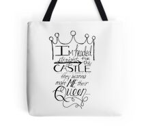 Make Me Their Queen (Customizable) Tote Bag
