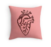 For the Love of Anatomy  Throw Pillow