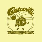 CASTROVILLE ARTICHOKE FESTIVAL - stranger things by scarnsworth