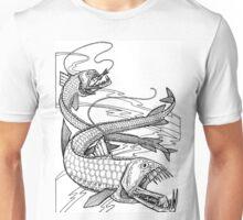 Jarhead Fish  Unisex T-Shirt