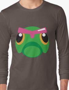 Caterpie Vector Long Sleeve T-Shirt