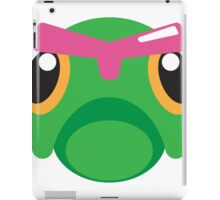 Caterpie Vector iPad Case/Skin