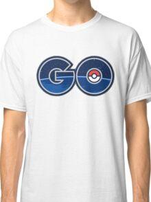 Pokemon GO letters Classic T-Shirt