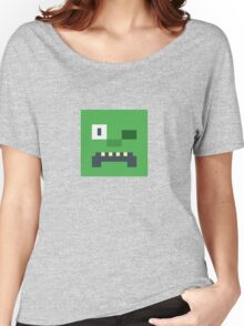Minecraft - Custom Designed Zombie Women's Relaxed Fit T-Shirt
